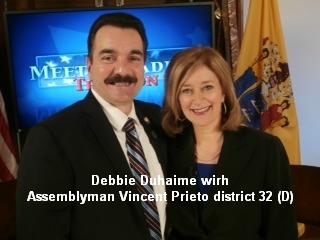 Assemblyman Vincent Prieto district 32 (D)