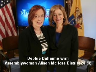 Assemblywoman Alison McHose District 24 (R)