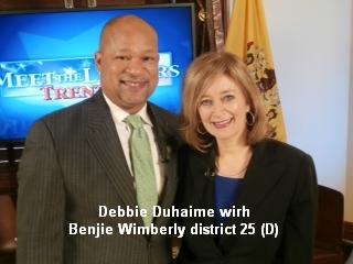 Benjie Wimberly district 25 (D)